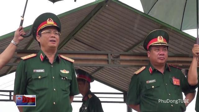 Tư lệnh Quân khu 5 kiểm tra sẵn sàng chiến đấu tại các đơn vị