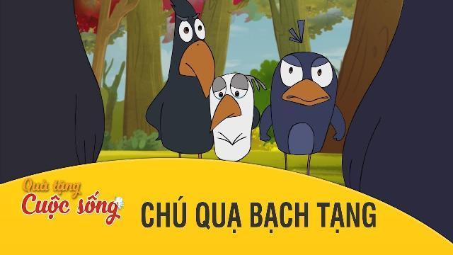 Quà tặng cuộc sống - CHÚ QUẠ BẠCH TẠNG- Phim hoạt hình hay nhất 2017 - Phim hoạt hình Việt Nam 2017