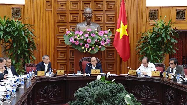 Tin tức 24h: Thủ tướng Nguyễn Xuân Phúc làm việc với Bộ Giao thông vận tải