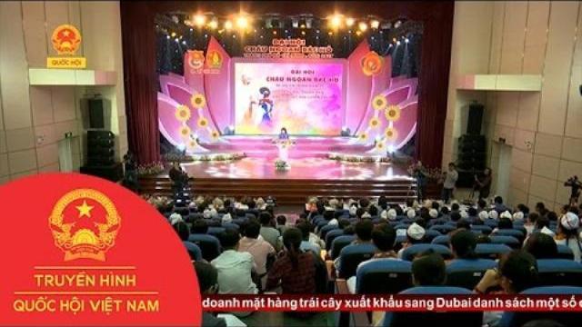 Đại hội cháu ngoan Bác Hồ thành phố Hồ Chí Minh năm 2017 | Thời Sự | THQHVN