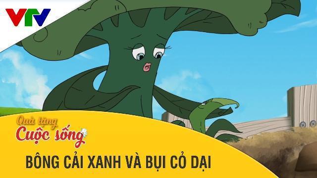 Phim hoạt hình Quà Tặng Cuộc Sống | Bông Cải Xanh Và Bụi Cỏ Dại | Phim hoạt hình hay nhất 2017