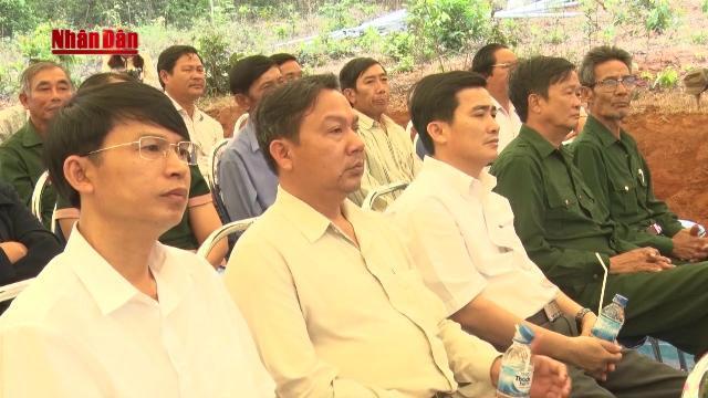 Kon Tum xây dựng nhà máy cấp nước sạch cho hơn 14.000 hộ dân vùng biên giới