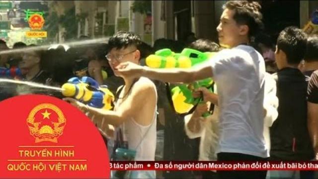 Thời sự - Thái Lan Chính Thức Đón Tết Songkran