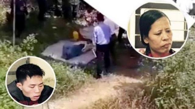 2 mẹ con chủ lô giết người trúng đề diễn lại tội ác