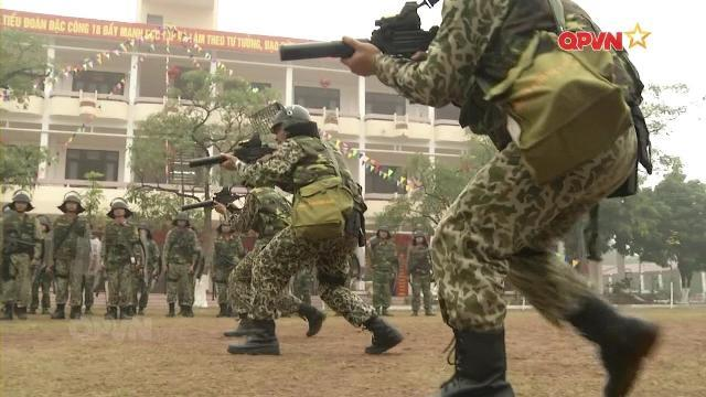 Sức mạnh Đặc công Việt Nam: Tiểu đoàn đặc công thiện chiến của BTL Thủ đô