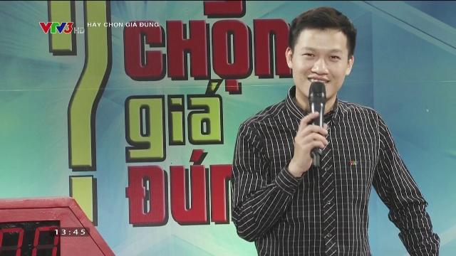 DÀNH CHO NGƯỜI THẮNG CUỘC | HÃY CHỌN GIÁ ĐÚNG | FULL HD | 18/03/2017