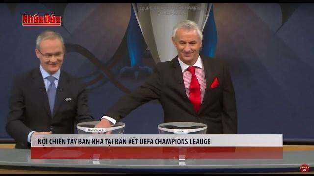 Tin Thể Thao 24h Hôm Nay (7h - 22/4)| Kết Quả Bốc Thăm C1 - Real, Atletico, Juventus: Tử Thần Gọi Ai