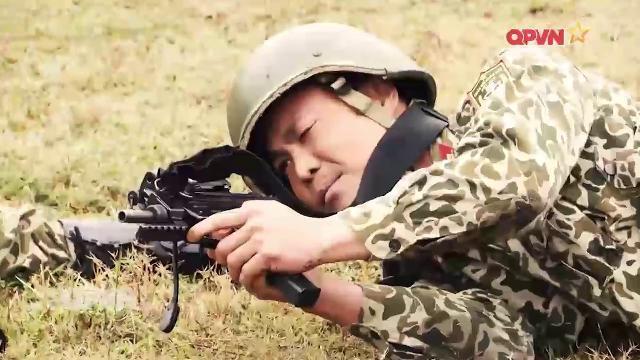 Sức mạnh của Đặc công chống khủng bố Việt Nam