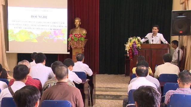 Đẩy mạnh việc học tập và làm theo tư tưởng, đạo đức, phong cách Hồ Chí Minh