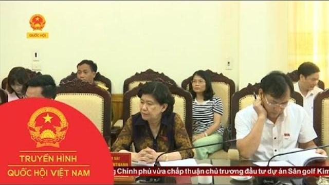 Thời sự - Đoàn giám sát của Quốc hội làm việc tại tỉnh Vĩnh Phúc