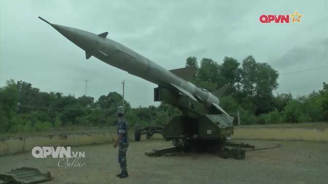 Tên lửa Sư đoàn Phòng không 367 sẵn sàng bảo vệ vùng trời phía Nam