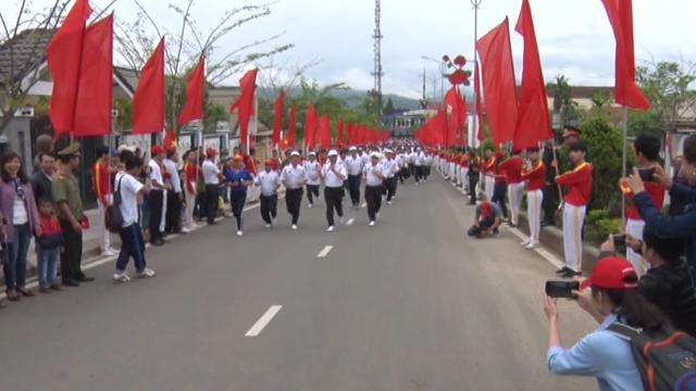 Thừa Thiên - Huế: Gần 2.500 người tham gia Ngày chạy Olympic vì sức khỏe toàn dân