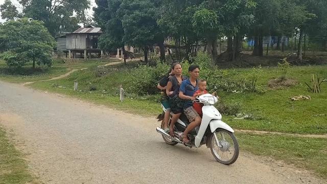 Nhiều bất cập về an toàn giao thông ở miền núi ở Quảng Trị