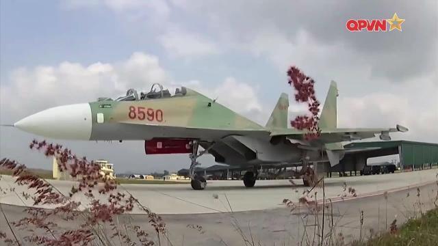 Sân bay quân sự Việt Nam được