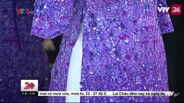 Áo dài Việt mở màn tuần lễ thời trang New York - Tin Tức VTV24
