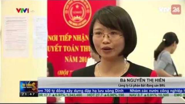 Kết Thúc Ngày Cuối Hạn Quyết Toán Thuế Thu Nhập Cá Nhân - Tin Tức VTV24