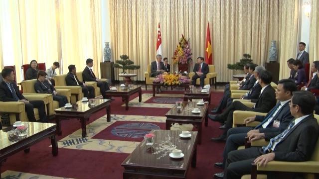 Tin Thời Sự Hôm Nay (18h30 - 21/3/2017): Thủ Tướng Lý Hiển Long Thăm Chính Thức Việt Nam