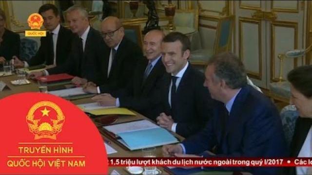 Dư Luận Pháp Ủng Hộ Chính Phủ Mới Của Tổng Thống Emmanuel Macron | Thời Sự | THQHVN |