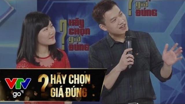 BÀN TAY VÀNG | HÃY CHỌN GIÁ ĐÚNG | 06/05/2017 | VTV GO
