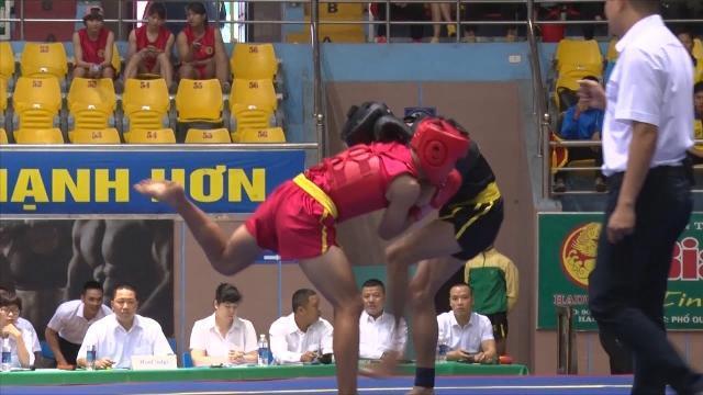 Tin Thể Thao: Khai mạc Giải vô địch Wushu trẻ toàn quốc năm 2017