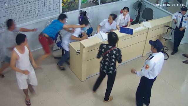 Tin tức 24h: Gia tăng tình trạng mất an ninh bệnh viện