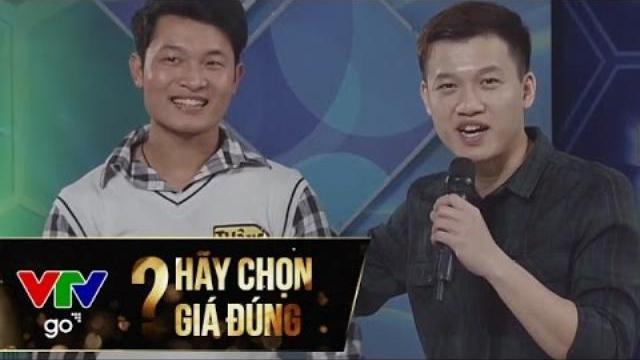 SỐ 7 MAY MẮN | HÃY CHỌN GIÁ ĐÚNG | 06/05/2017 | VTV GO