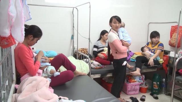 Tin Tức 24h: Nghệ An gia tăng số trẻ nhập viện do bệnh ho gà
