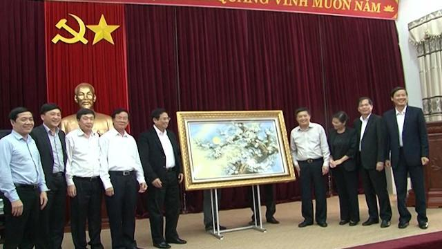 Ban Tổ chức Trung ương làm việc với cán bộ chủ chốt tỉnh Lai Châu