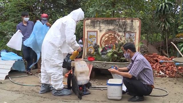 Tin Tức 24h: Quảng Trị nỗ lực phòng chống dịch cúm gia cầm