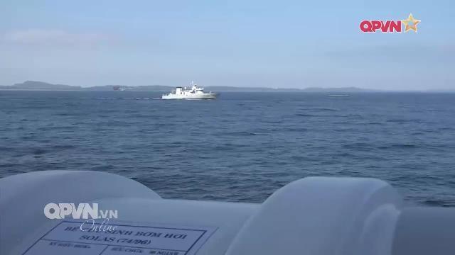 Hoạt động của tàu buồm Lê Quý Đôn trong chuyến thăm Brunei