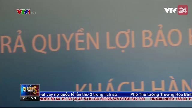 Bảo Việt Nhân Thọ Chi Trả 8,8 tỷ đồng cho khách hàng gặp rủi ro | VTV24