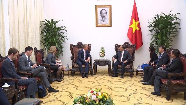 Thủ tướng Nguyễn Xuân Phúc tiếp Bộ trưởng Thương mại New Zealand