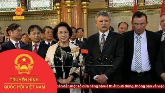 Thời sự - Họp Báo Về Kết Quả Hội Đàm Việt Nam-Hungary