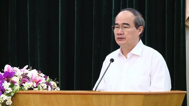 Hội nghị đổi mới tổ chức và hoạt động của MTTQ Việt Nam và các tổ chức chính trị - xã hội cấp huyện