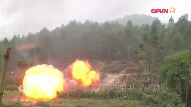 Quy hoạch thao trường chuẩn huấn luyện cho Lực lượng dân quân tự vệ
