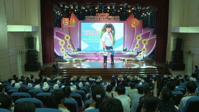 Tin Tức 24h Mới Nhất: Lễ tuyên dương cháu ngoan Bác Hồ năm 2017
