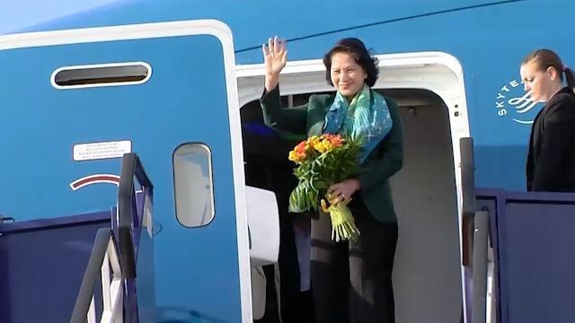 Tin Thời Sự Hôm Nay (11h30- 9/4/2017): Chủ TỊch Quốc Hội Nguyễn Thị Kim Ngân Thăm Chính THức Hungary