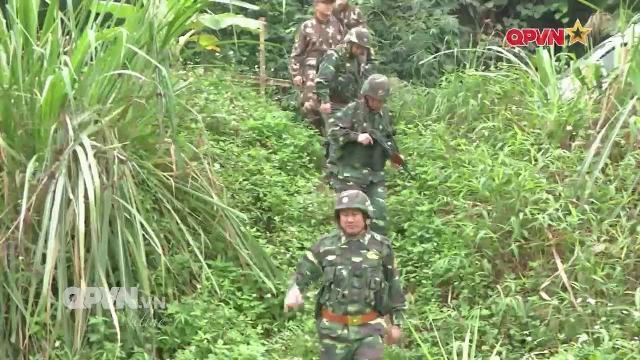Việt Nam - Trung quốc tuần tra liên hợp trên tuyến biên giới Lào Cai