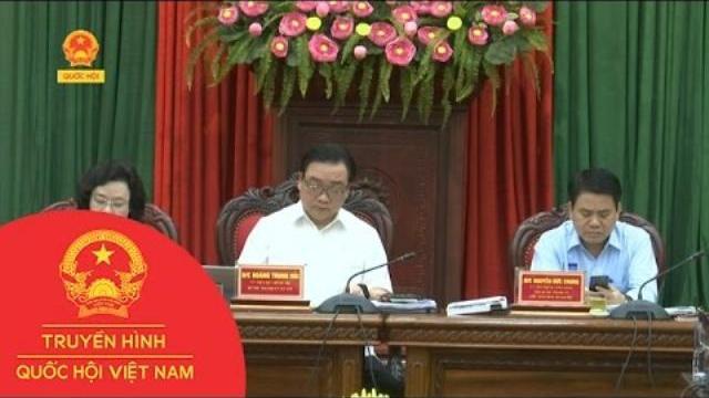 Thời sự - Hội Nghị Lần Thứ Tám Ban Chấp Hành Đảng Bộ Thành Phố Hà Nội