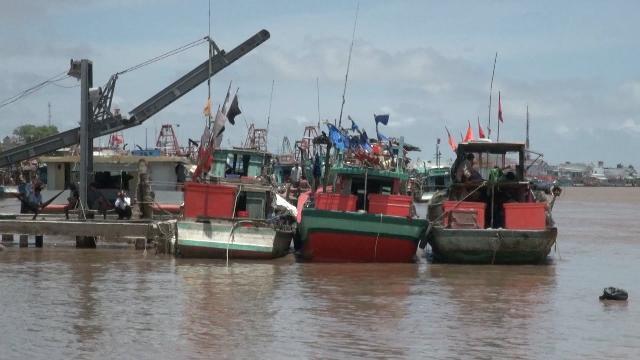 Chưa tìm được một nạn nhân mất tích trong vụ chìm tàu ở Bạc Liêu