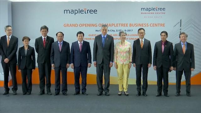 Thủ tướng Singapore Lý Hiển Long thăm và làm việc tại TP. Hồ Chí Minh