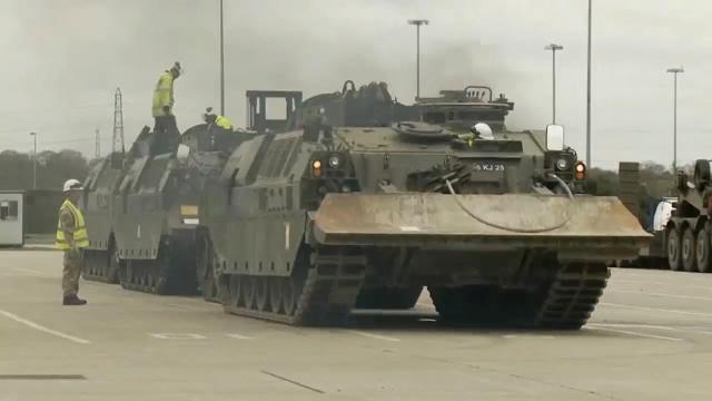 Tin Quốc Tế Mới Nhất: NATO bắt đầu tập trận quy mô lớn tại Estonia