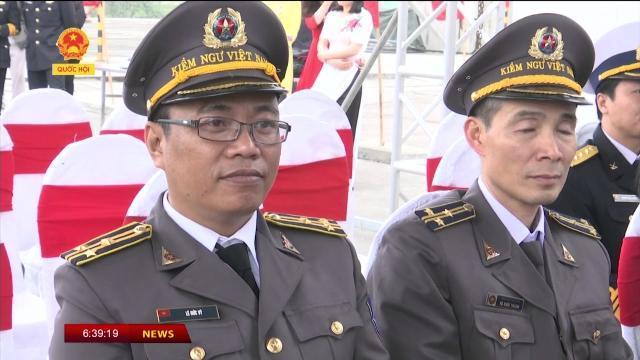 Thời sự - Chính phủ Nhật Bản viện trợ tàu cho lực lượng Kiểm ngư Việt Nam