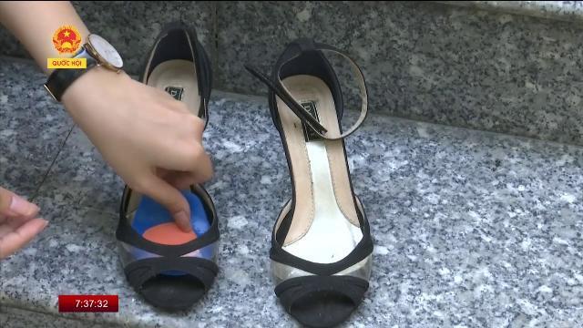 Gặp Gỡ - Đảm bảo sức khỏe khi mang giày cao gót