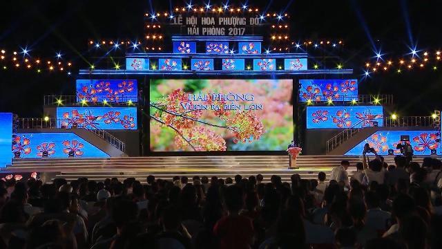 Tin Thời Sự Hôm Nay (11h30 - 14/5/2017): Thủ Tướng Dự Khai Mạc Lễ Hội Hoa Phượng Đỏ 2017