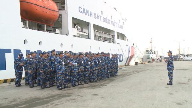 Tin Thời Sự Hôm Nay (18h30- 8/5/2017): Tàu Cảnh sát biển 8004 sang giao lưu Cảnh sát biển Trung Quốc