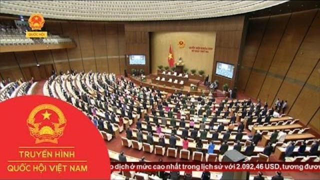 khai mạc kỳ họp thứ 3 quốc hội khóa 14 | Thời Sự | THQHVN