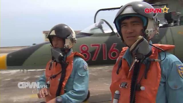 Thử thách khắc nghiệt của Phi công quân sự Việt Nam