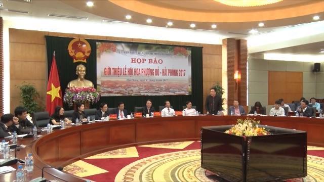 Tin Tức 24h: Hải Phòng khởi động lễ hội Hoa phượng đỏ 2017