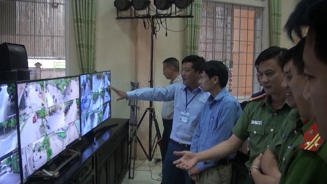 Tin Tức 24h Mới Nhất: Nghệ An lắp đặt thí điểm camera cộng đồng